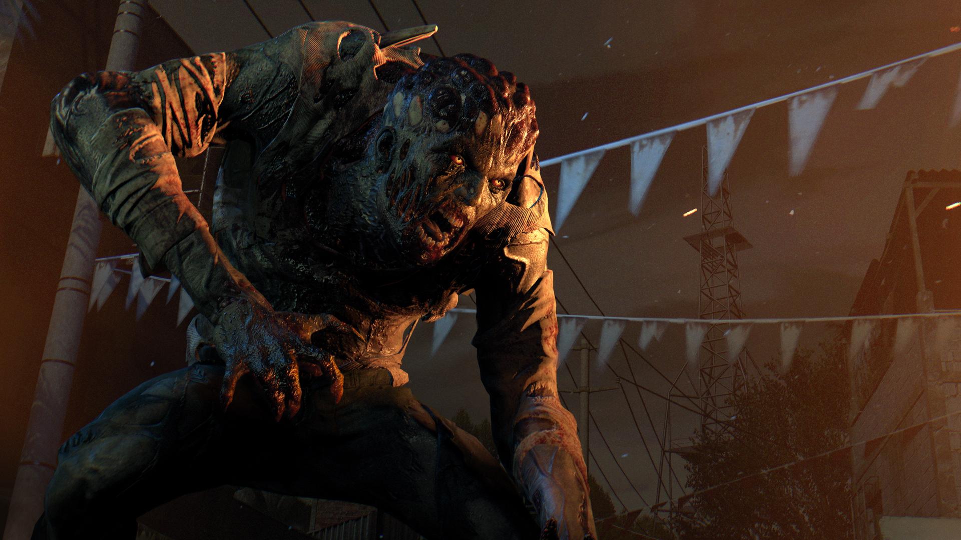 Dying Light's Night Hunter Evolved Trailer