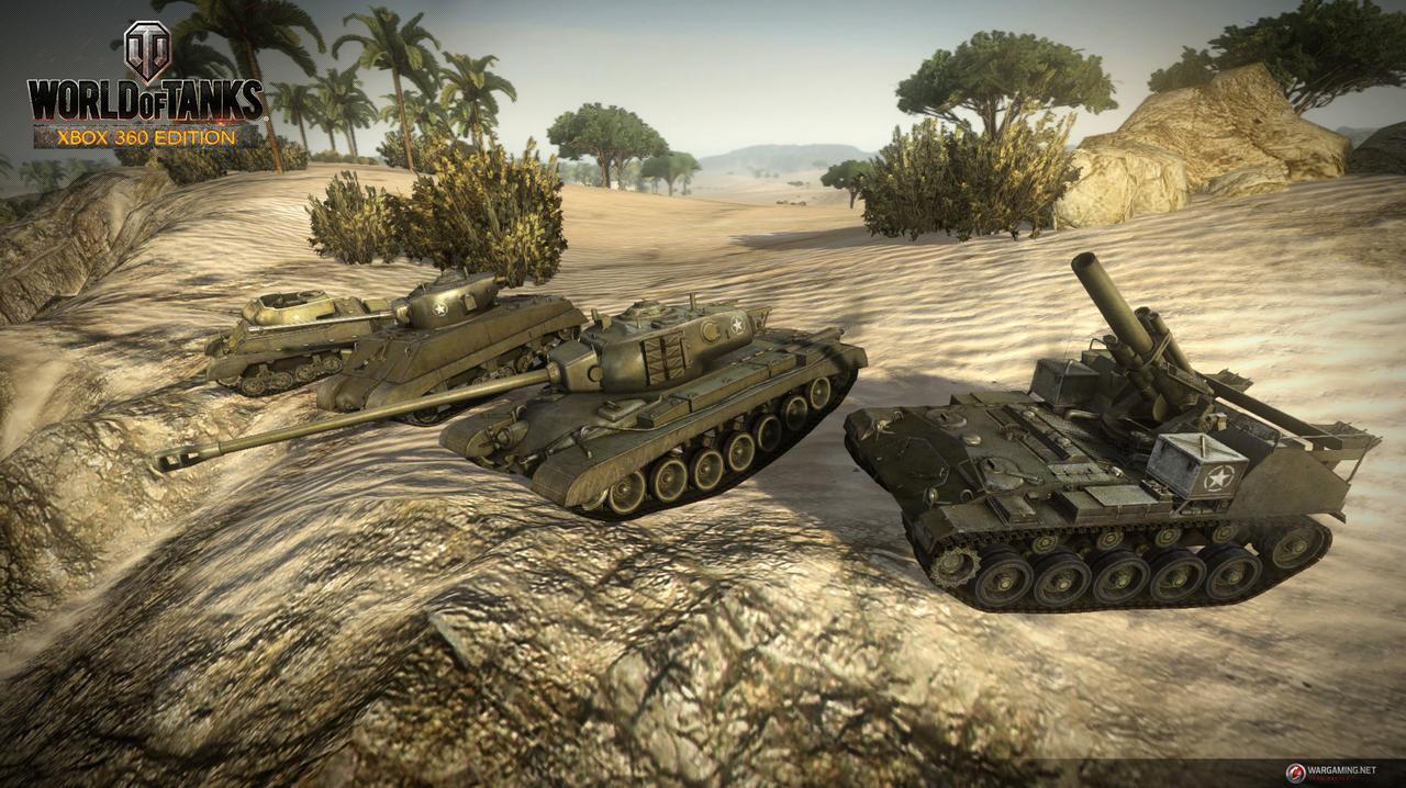 World of Tanks: Xbox 360 Edition Update Le Barrage Français