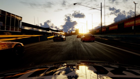 project cars sunset