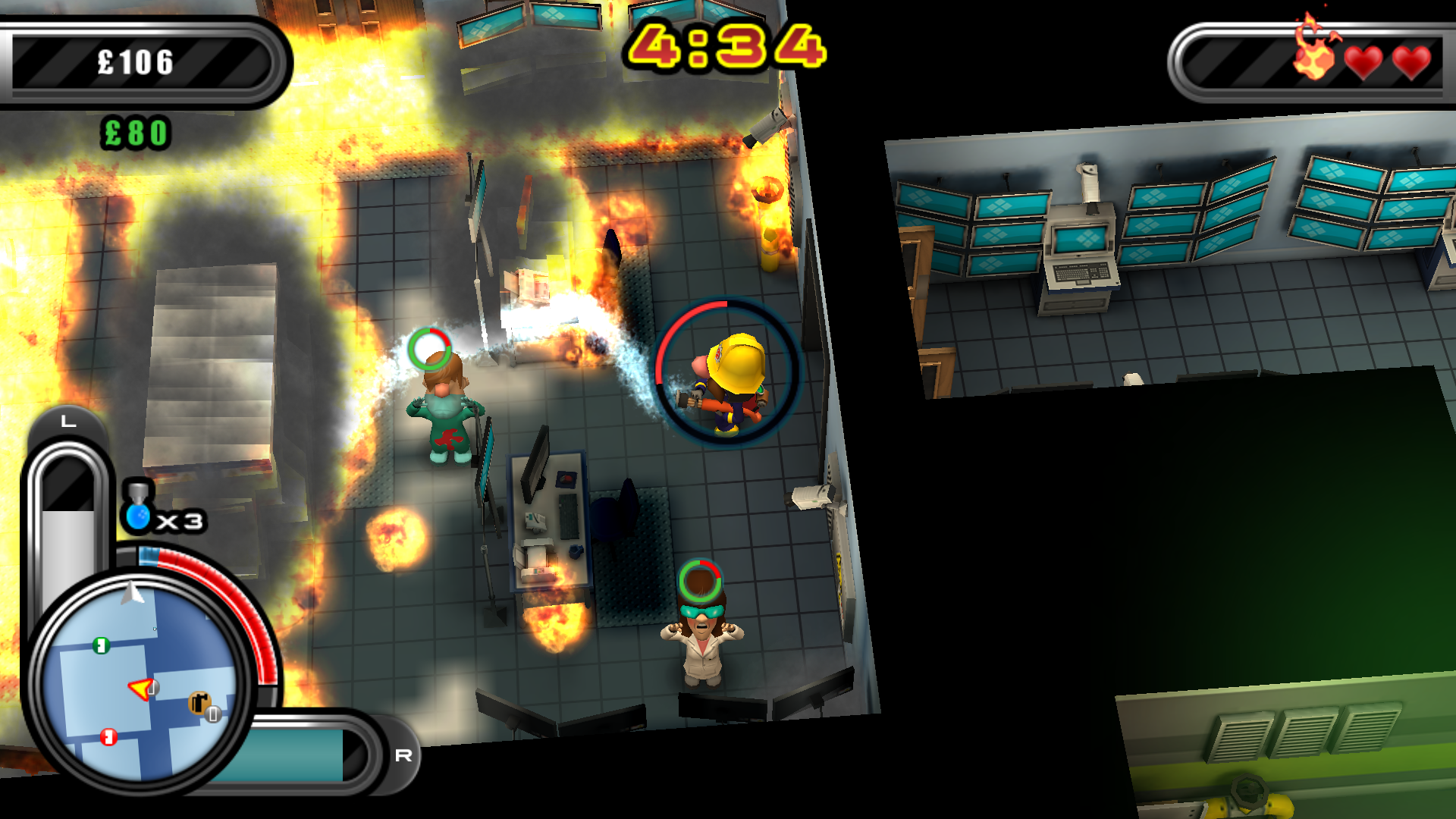 Flame Over Coming Soon For Vita