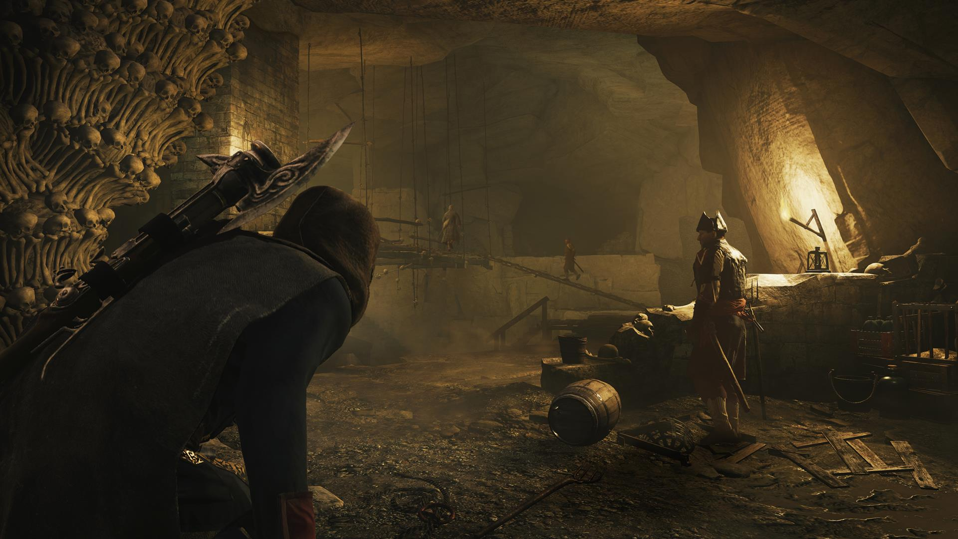 Ubisoft Announces Assassin's Creed Unity – Dead Kings available next week