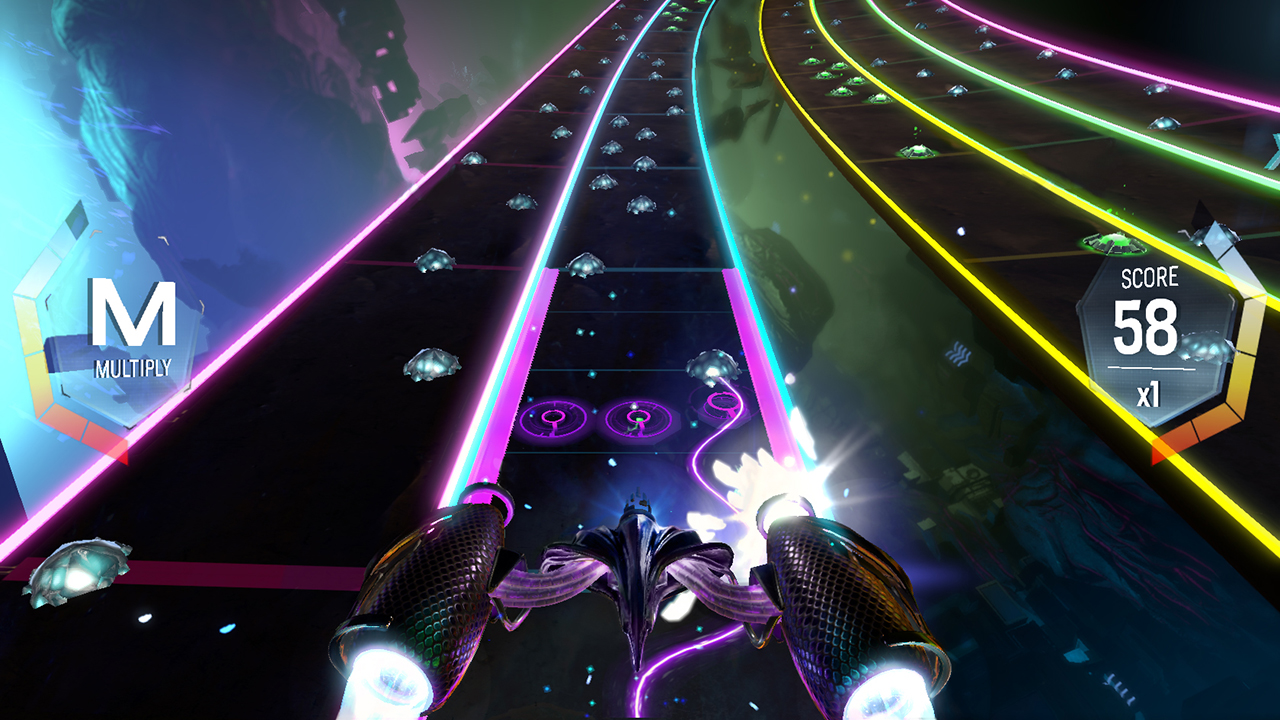 Amplitude Moves A Beat Out Of A March Release And Zaps To Console This Summer