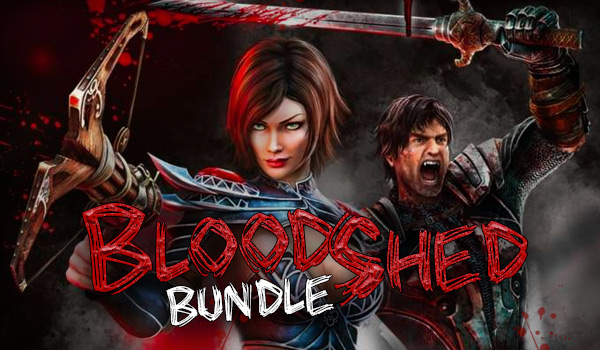 Get Your Teeth Into The New Bloodshed Bundle