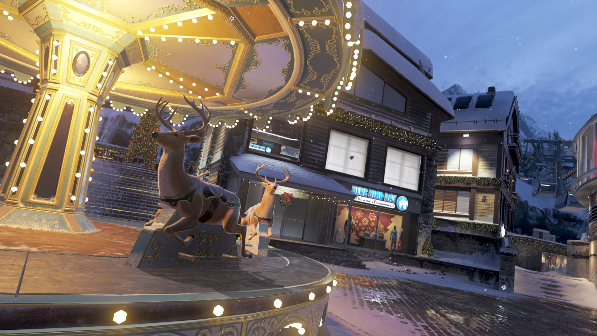 Advanced Warfare Havoc DLC Shooting Up PSN And PC Late February