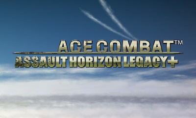 Ace Combat Assault Horizon Legacy + Announced For 3DS