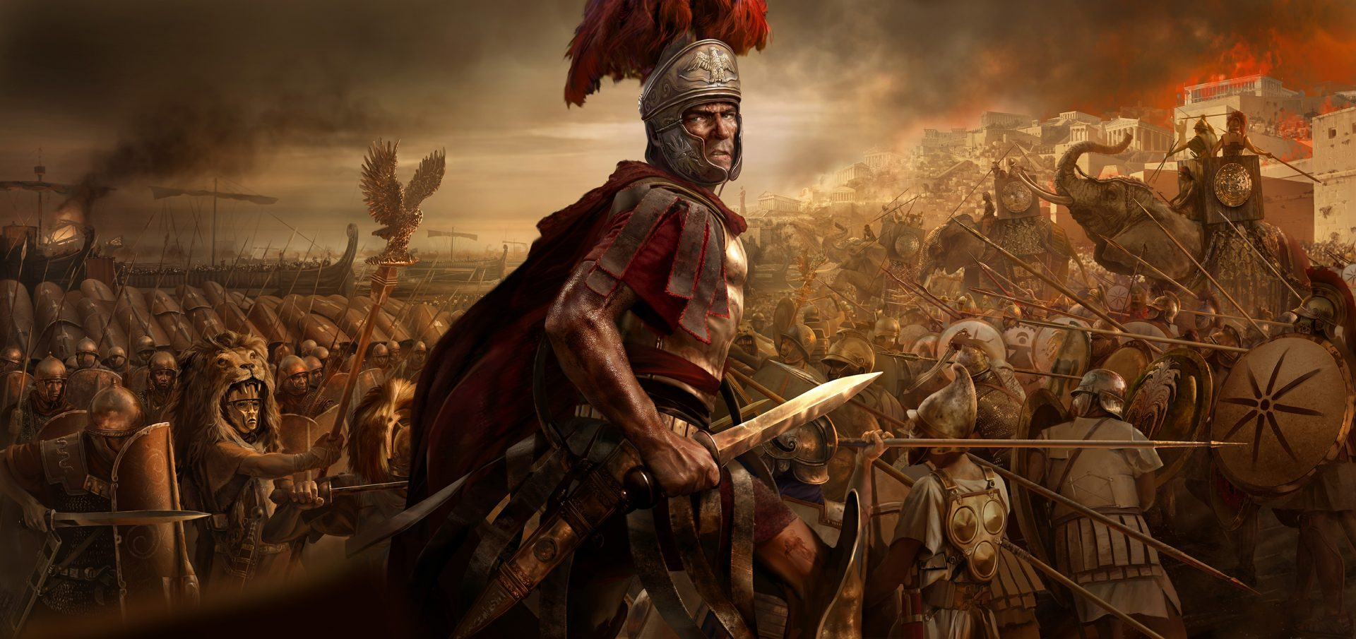 Total War Declares War on the Literary World