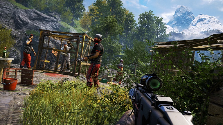 Hurk Deluxe DLC now available for Far Cry 4