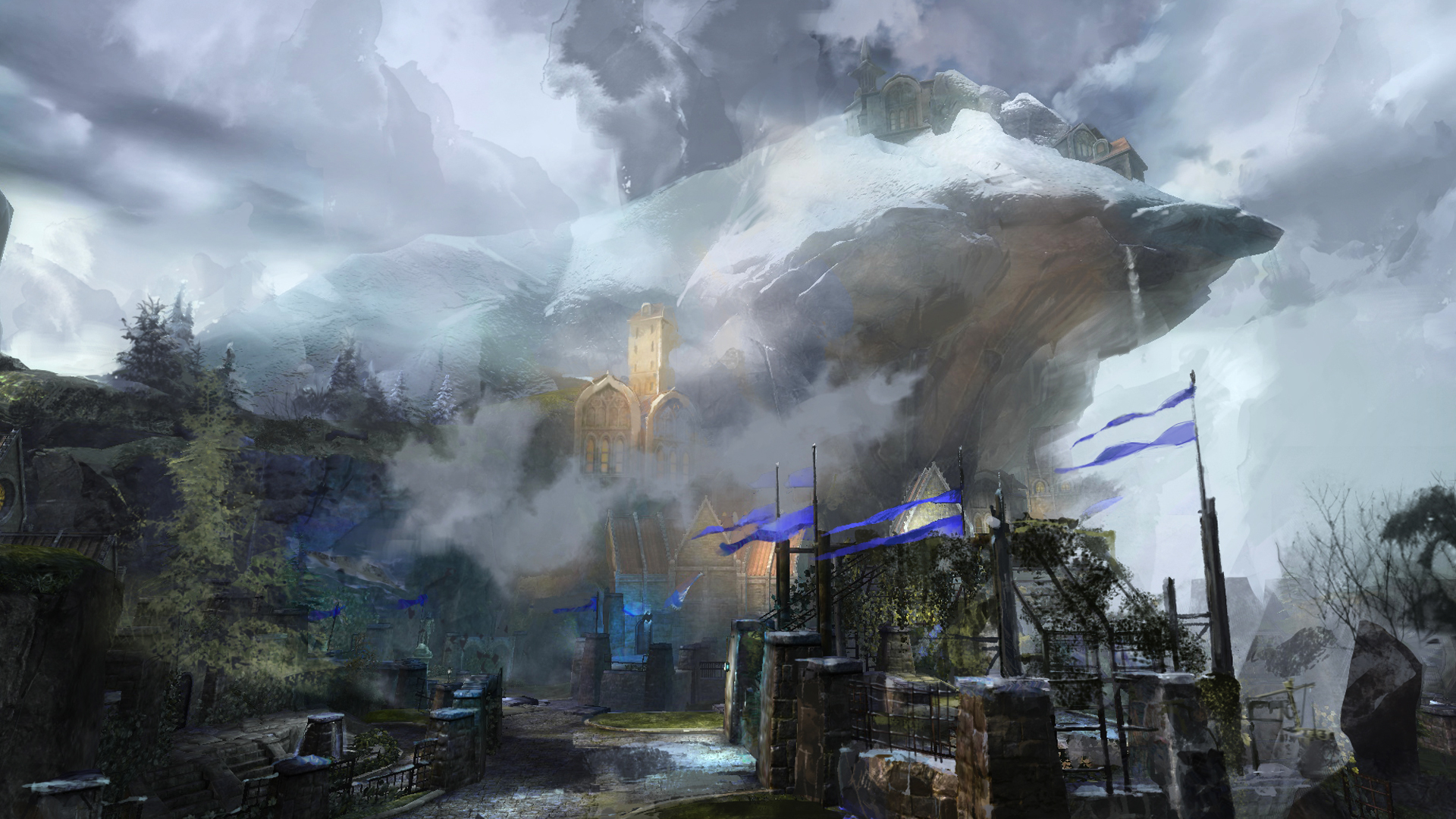 Surprise! Guild Wars 2: Heart of Thorns gets Expansion Announcement Trailer