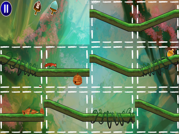 Impatient Squirrel Out Today For iOS