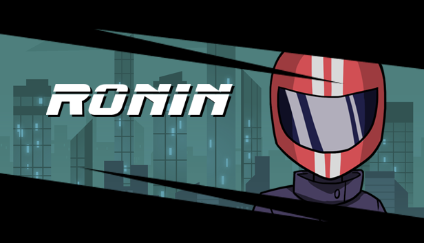 Prepare to release your inner ninja, RONIN style!