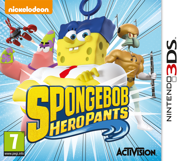 Spongebob Heropants Announced