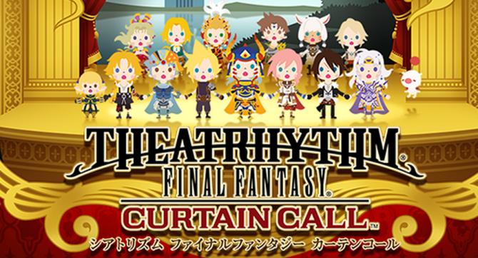 New Tracks For Theatrhythm Final Fantasy Curtain Call Now Available