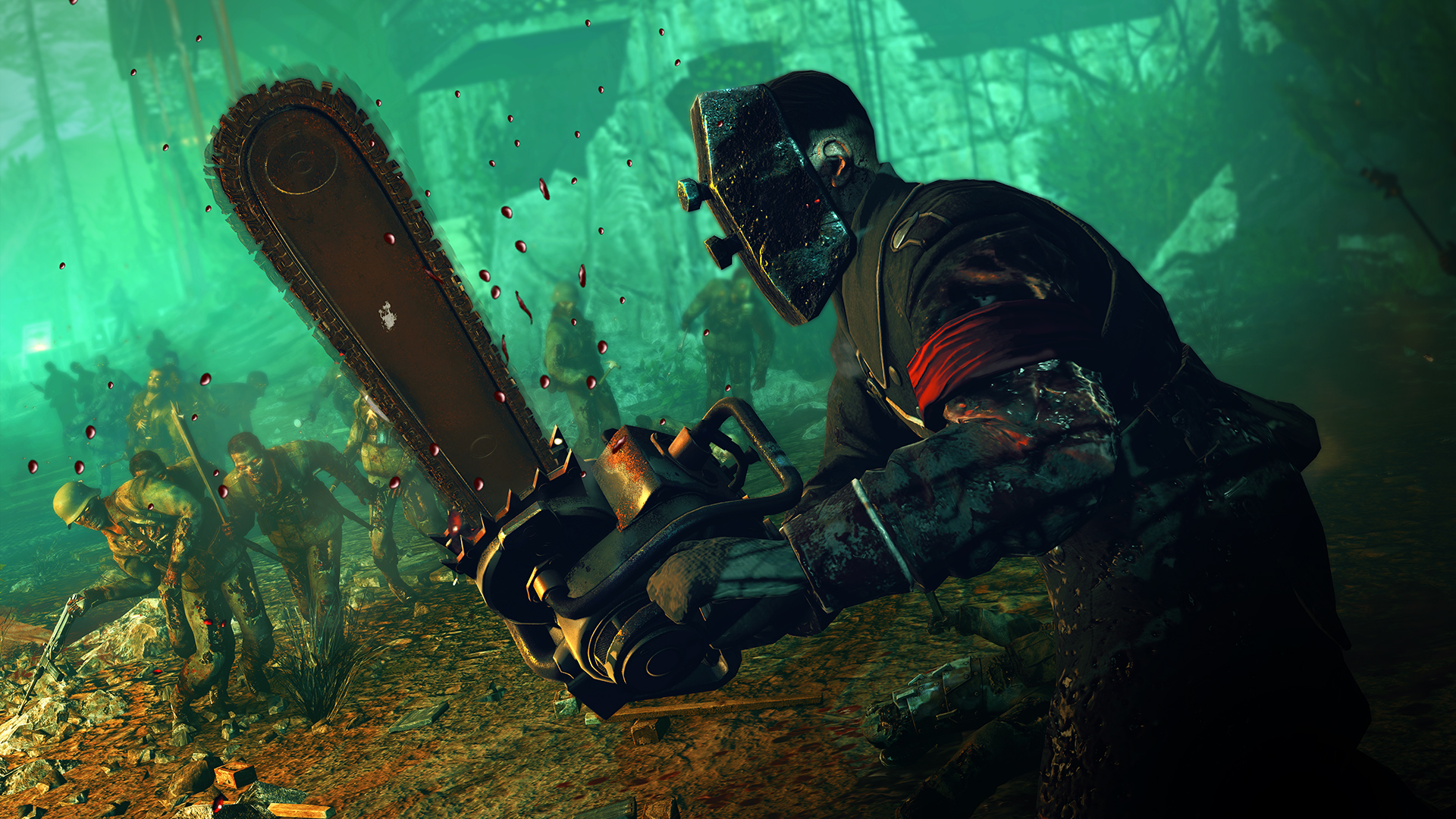 Rebellion Reveals Zombie Army Trilogy