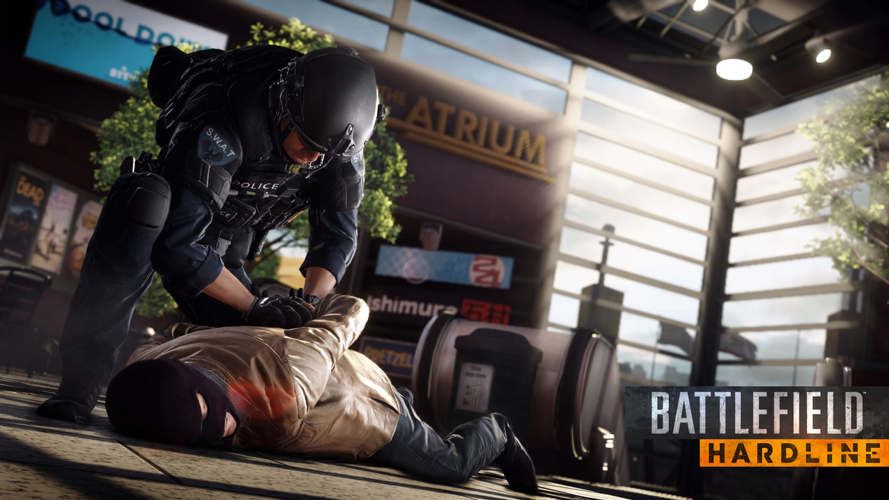 Battlefield Hardline Open Beta Coming on February 3rd