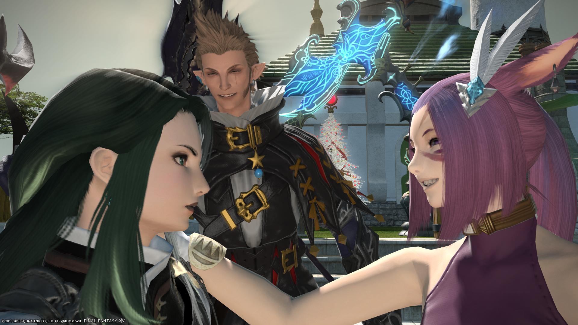 Final Fantasy XIV Patch 3.1 Release Date