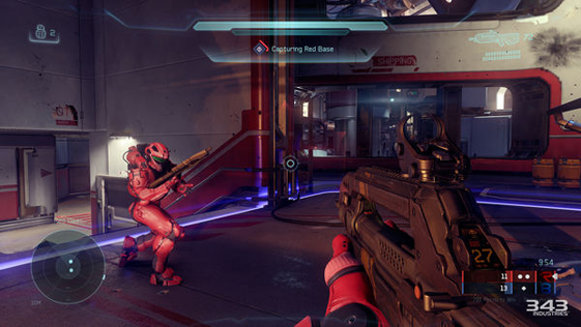 20 Million Matches Played In Halo 5: Guardians Multiplayer Beta