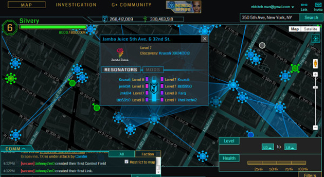 Recruiter Medal Added To Ingress