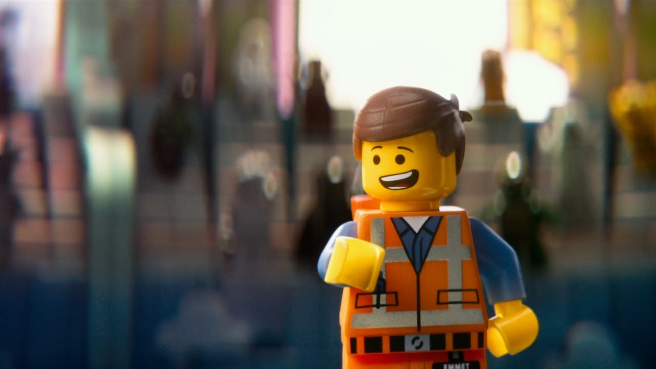 The Lego Movie Video Game Comes To The iPad, iPhone and iPad Touch