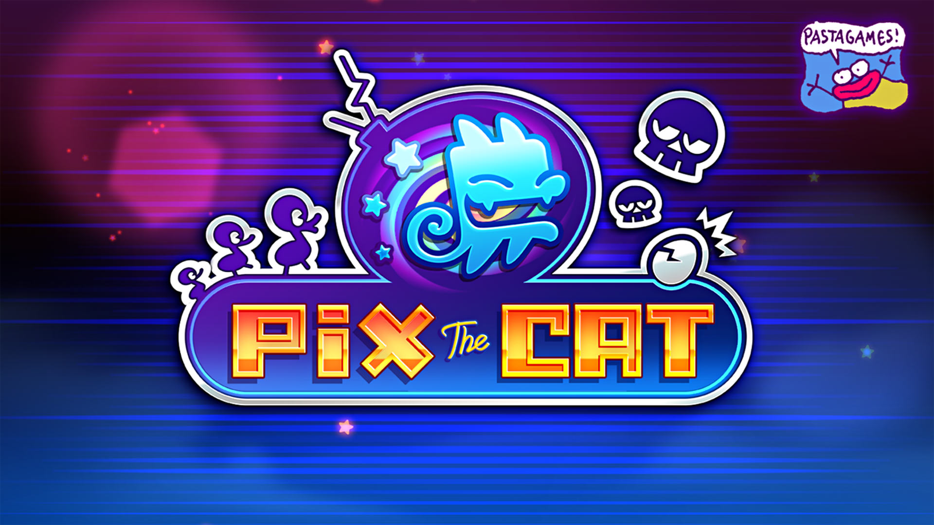 Pix The Cat Announced For PC