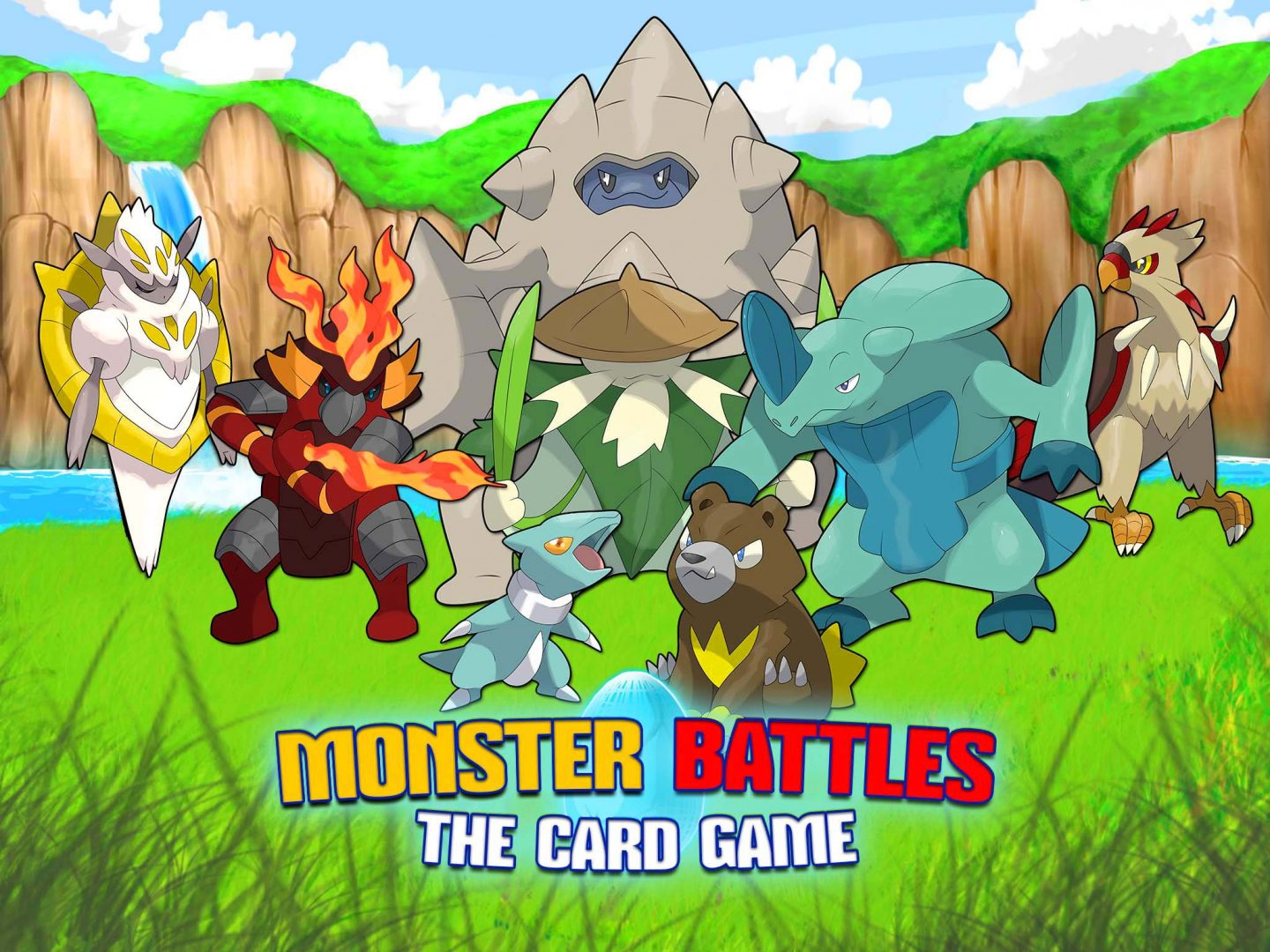 Monster Battles: The Card Game Released on iOS and Android