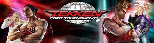 Tekken card tournament V3.0 is here!