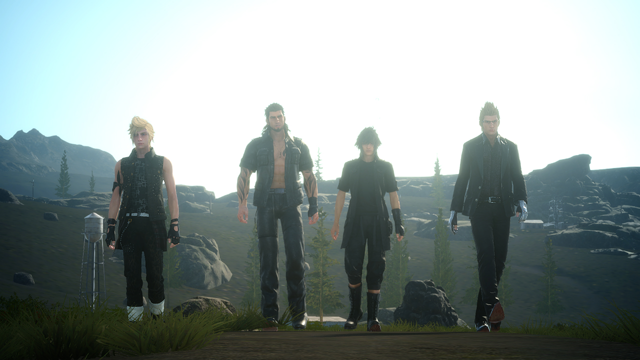 Hands on with FFXV Episode Duscae 2.0 The Good, The Bad and The Catoblepas