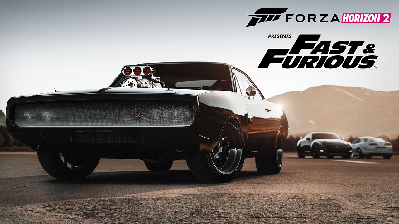 Forza Horizon 2 and Furious 7 Meld Together for Unique Marketing Experience
