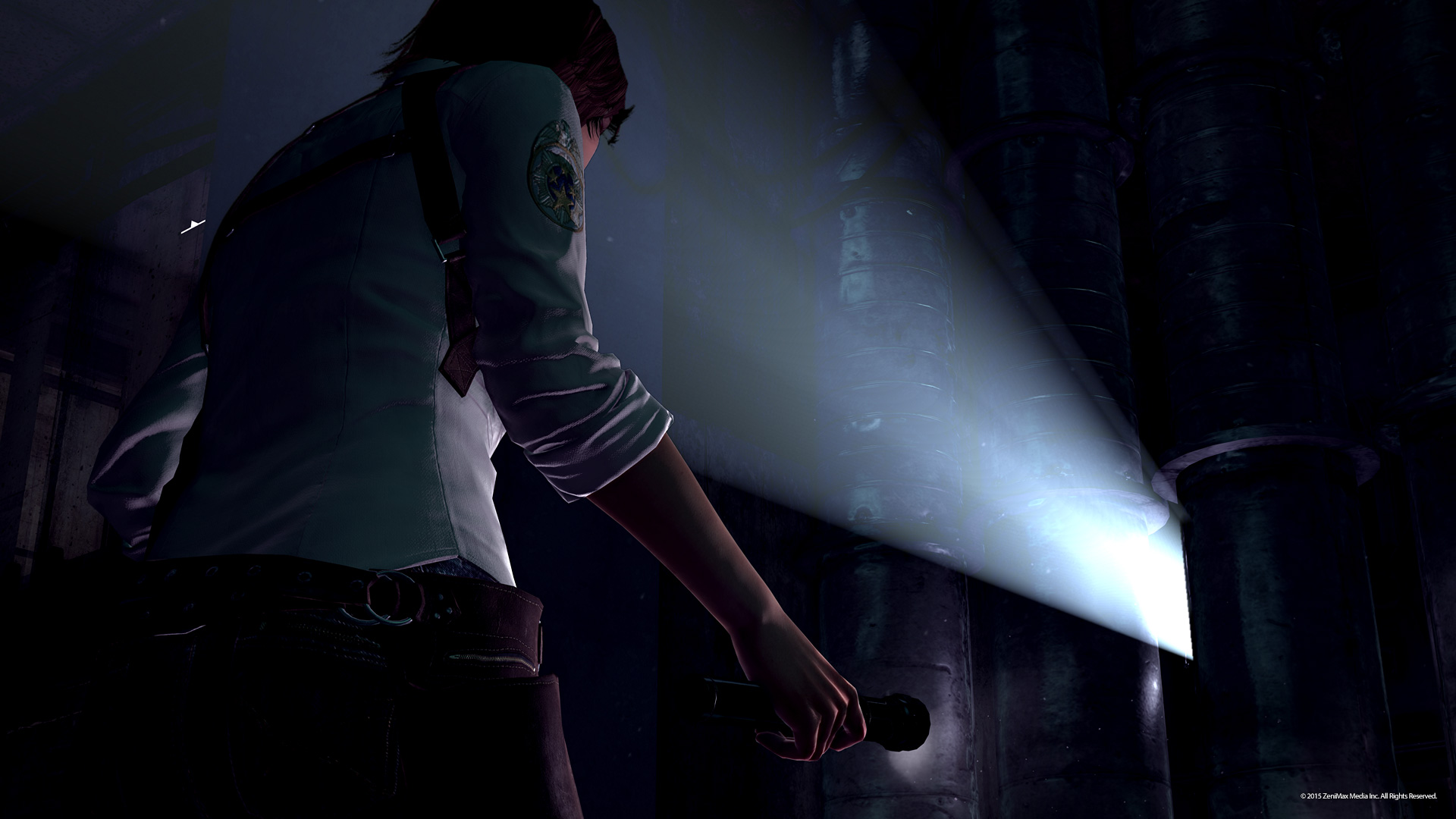 Prepare for The Assignment, The New DLC for The Evil Within