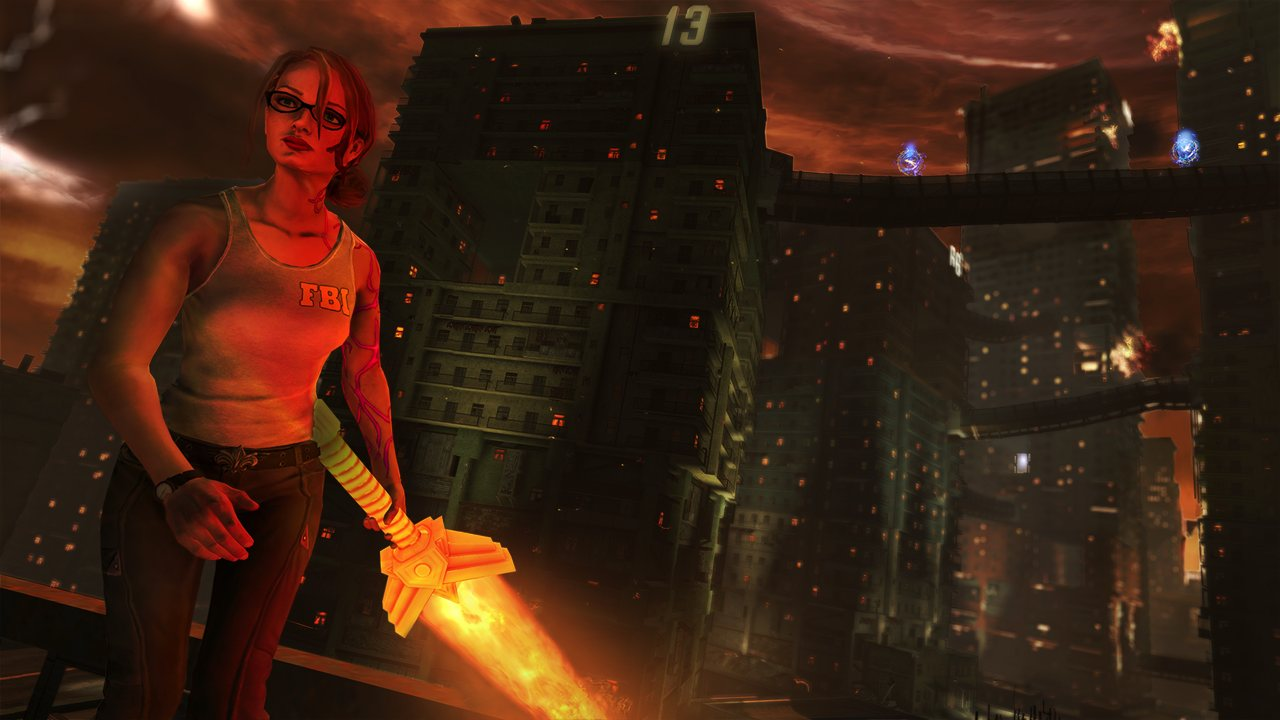 Review: Saints Row Gat Out Of Hell