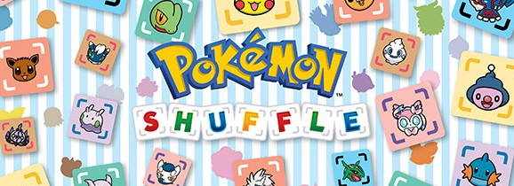 Pokemon Shuffle free release for 3DS