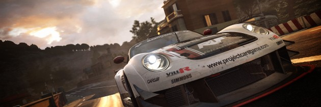 Get Exclusive Car When Pre-Ordering Project CARS