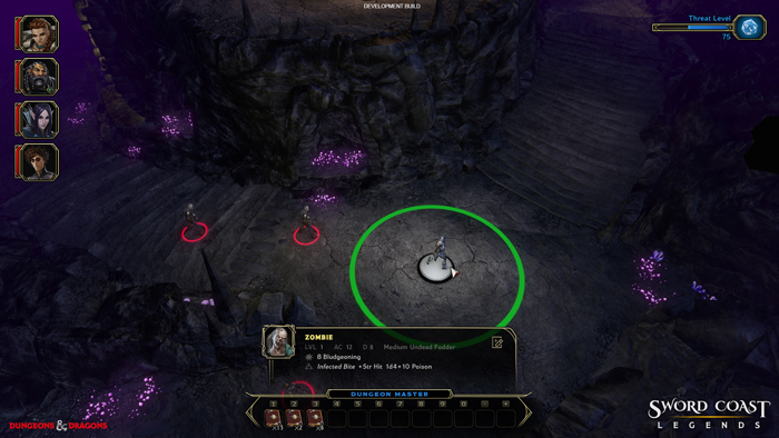 Party-Based PC RPG Sword Coast Legends Announced
