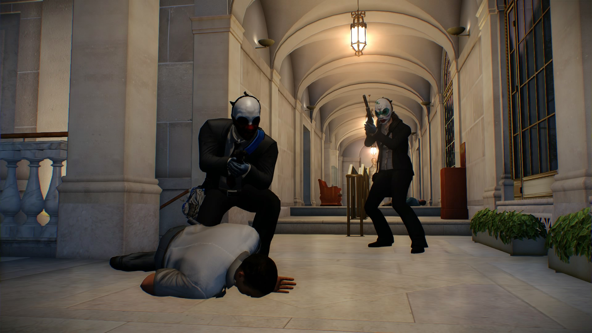 Payday 2 Crimewave Edition Coming June 2015