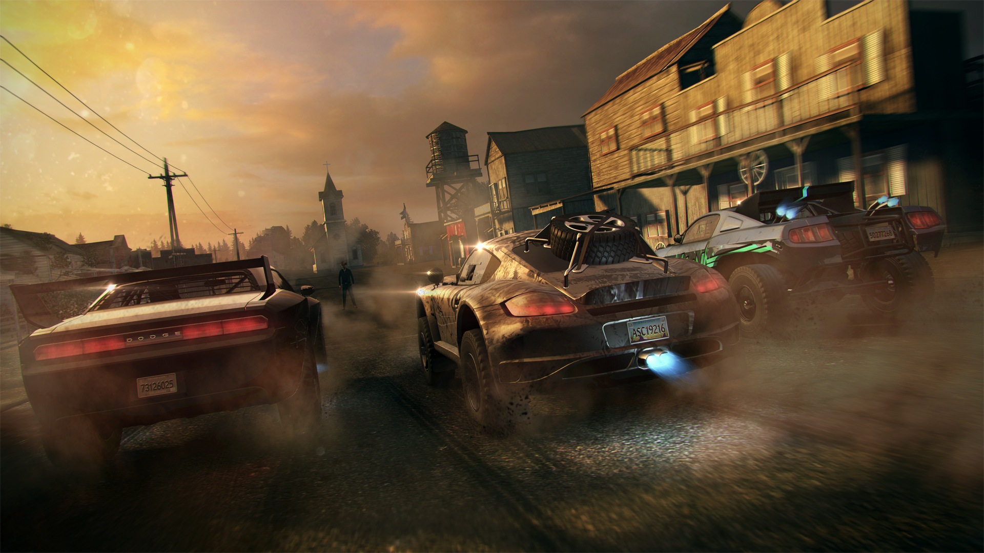 New Content Out Now For Ubisoft's The Crew
