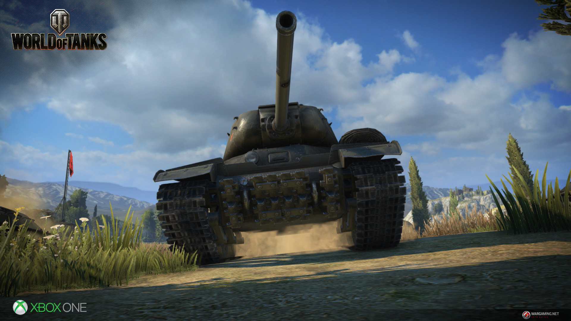 Sign Up For World Of Tanks On Xbox One Later This Year