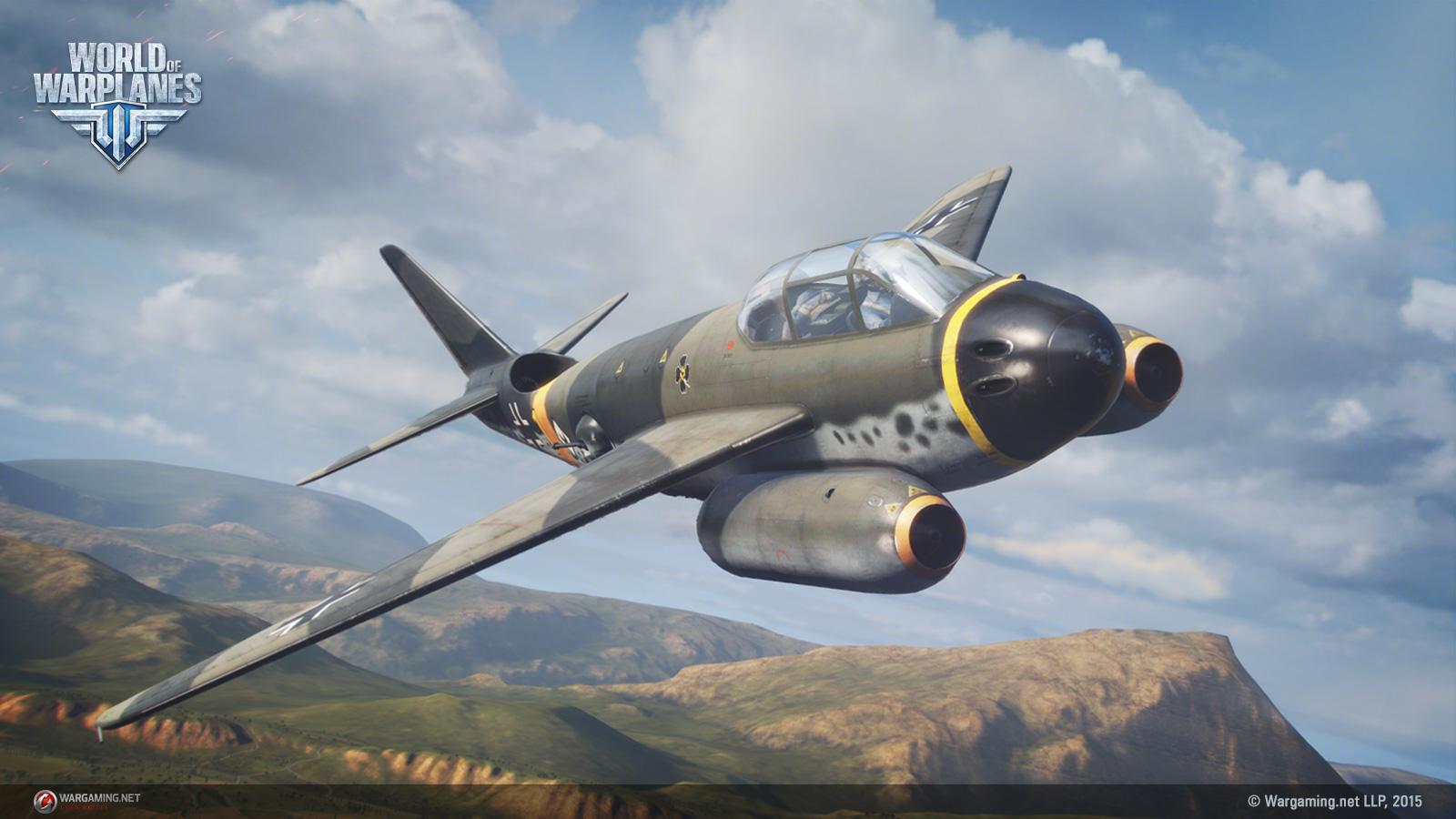 Wargaming Detailed Latest World Of Warplanes Update