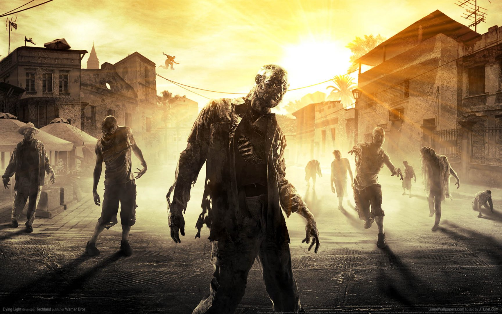 Techland invites gamers to mod Dying Light