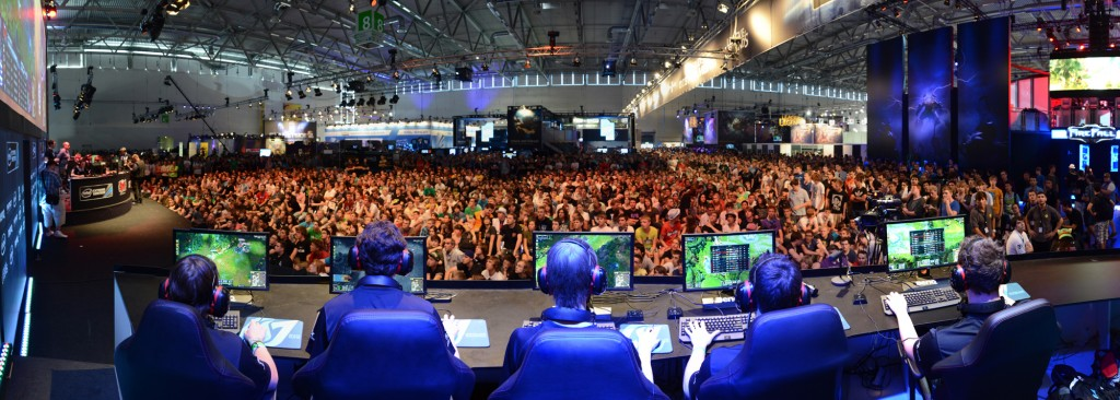 Peterborough's Showcase Cinema To Bring a Live eSport Event To The Big Screen For The First Time