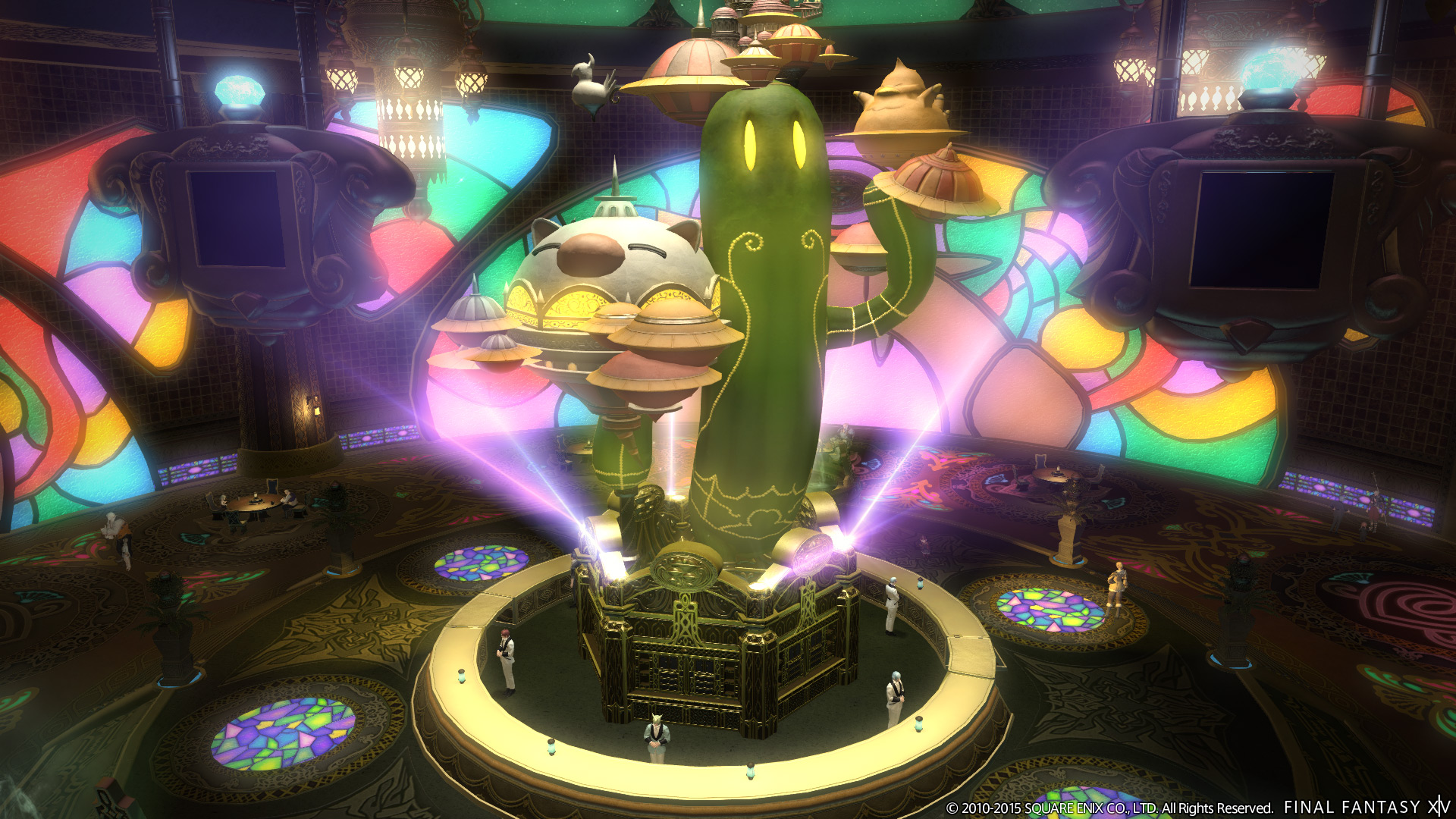 All about the 2.51 patch in Final Fantasy XIV