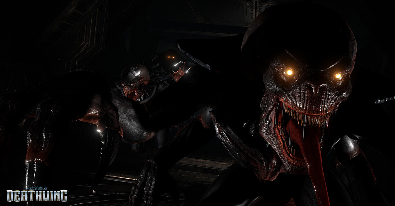 The Dark Angel Chapter Needs You! SpaceHulk:Deathwing Trailer