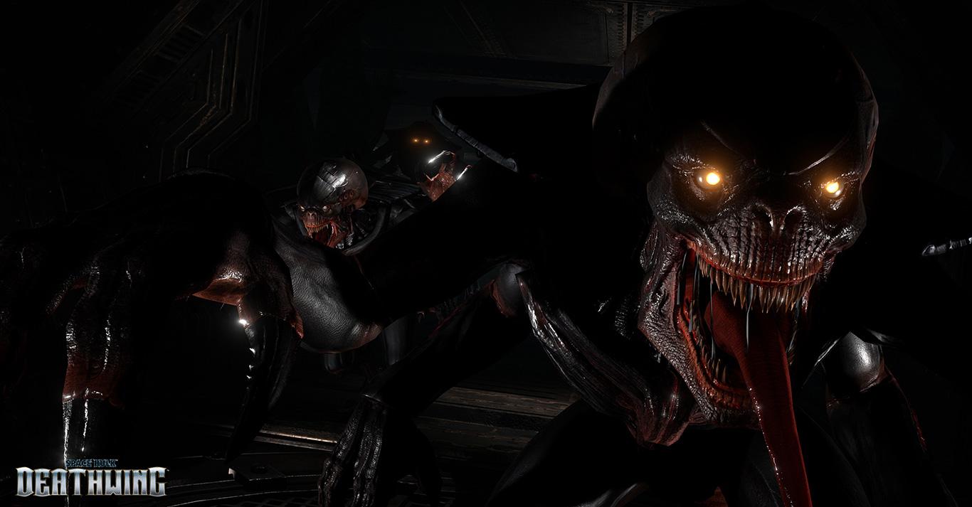The Dark Angel Chapter Needs You! SpaceHulk:Deathwing Trailer