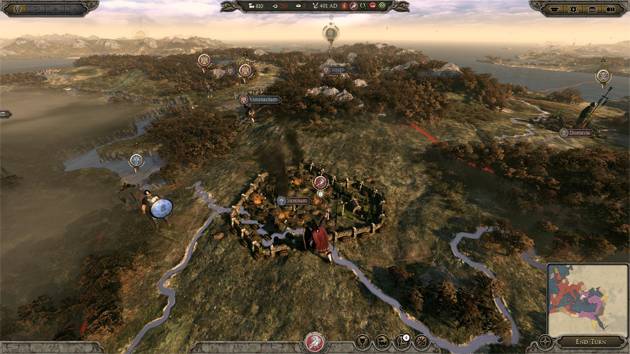 Let's Play Total War: Attila's Viking Forefathers