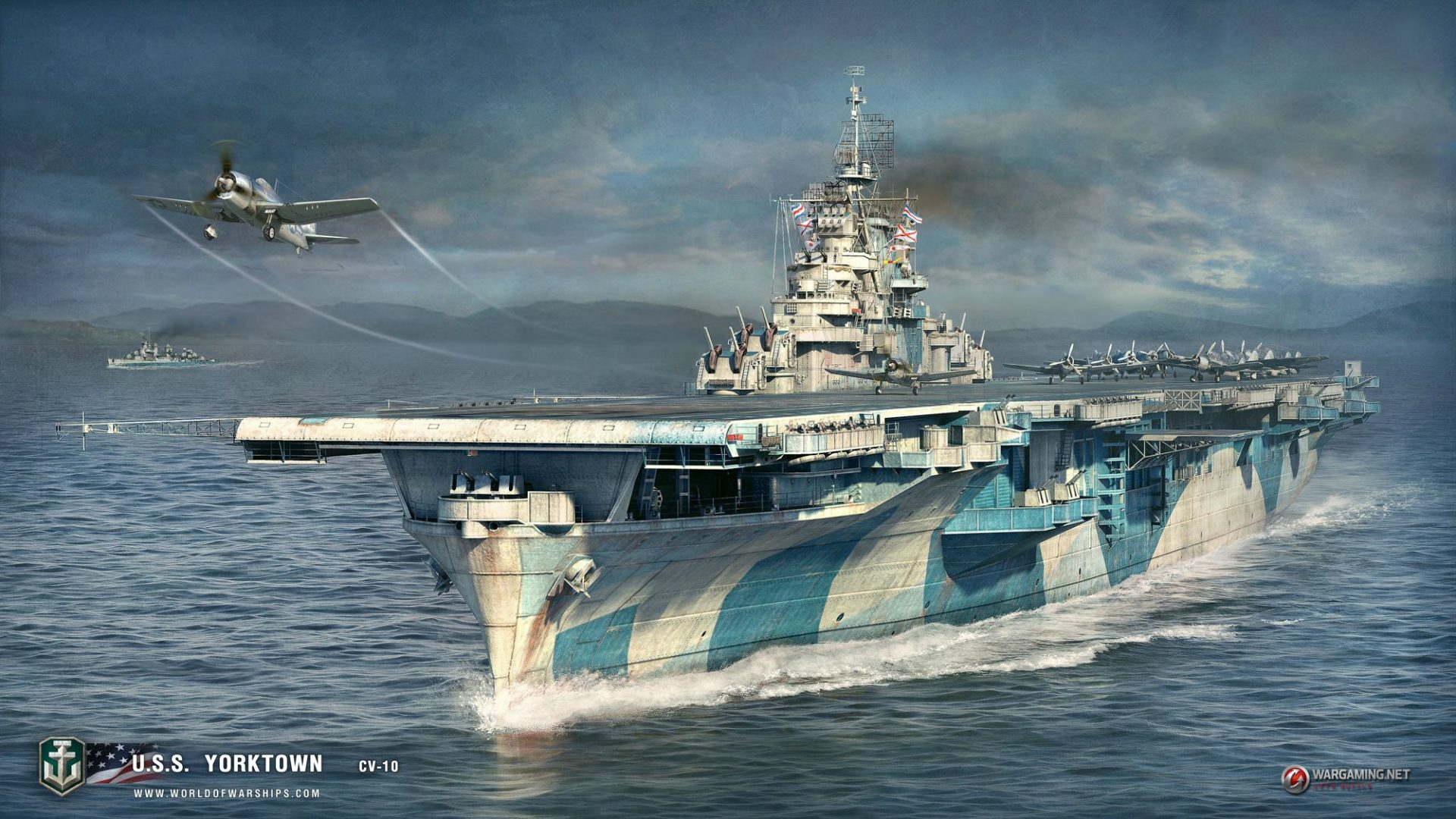 Trailer released for World of Warships: Opposing Forces