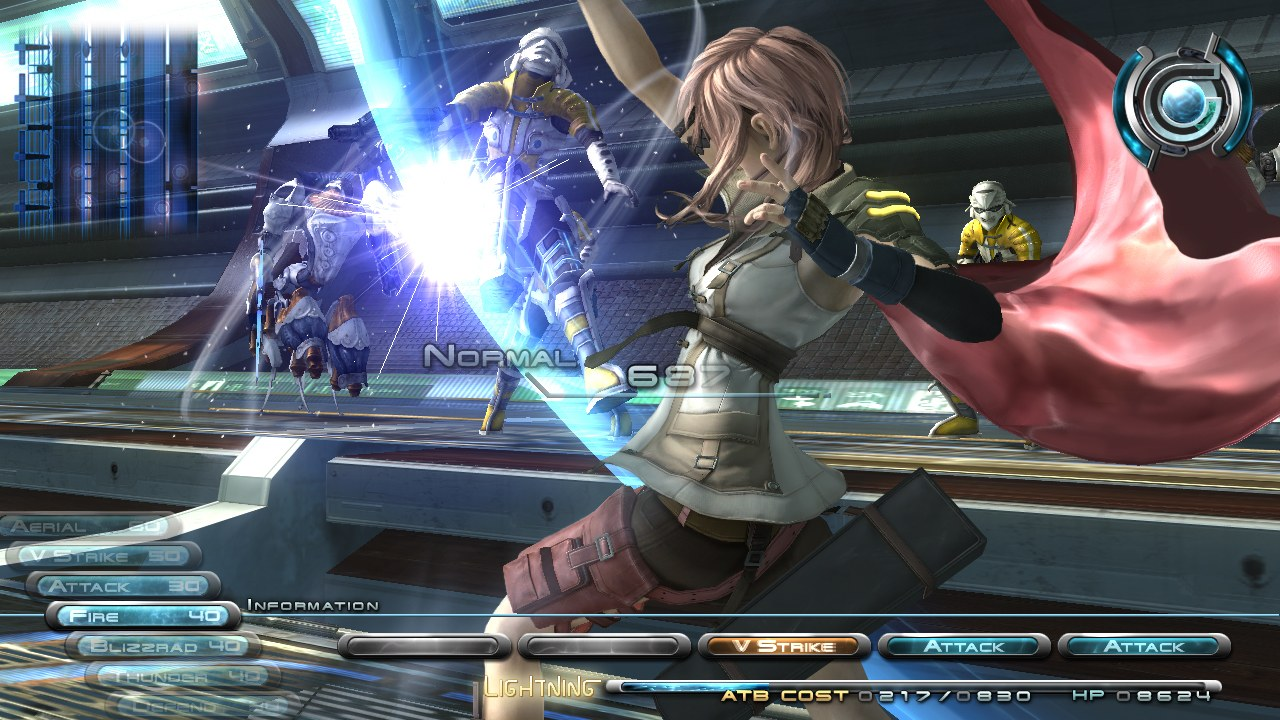 How to Win a Lucky Coin Fragment in Final Fantasy XIII