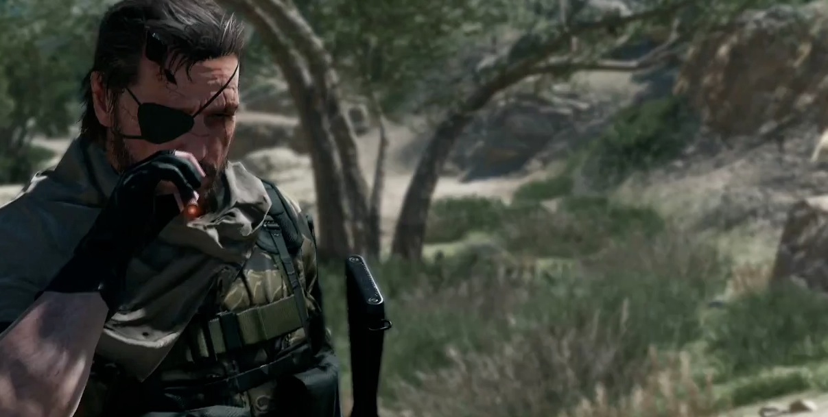 Metal Gear Solid V: The Phantom Pain is dated