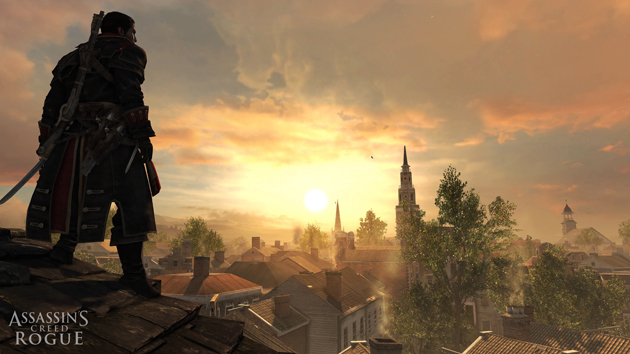 Ubisoft released Assassin's Creed Rogue for Windows PC