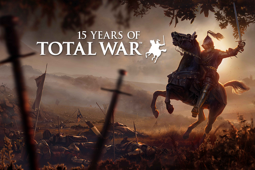 Has it really been 15 years of Total War? My God…