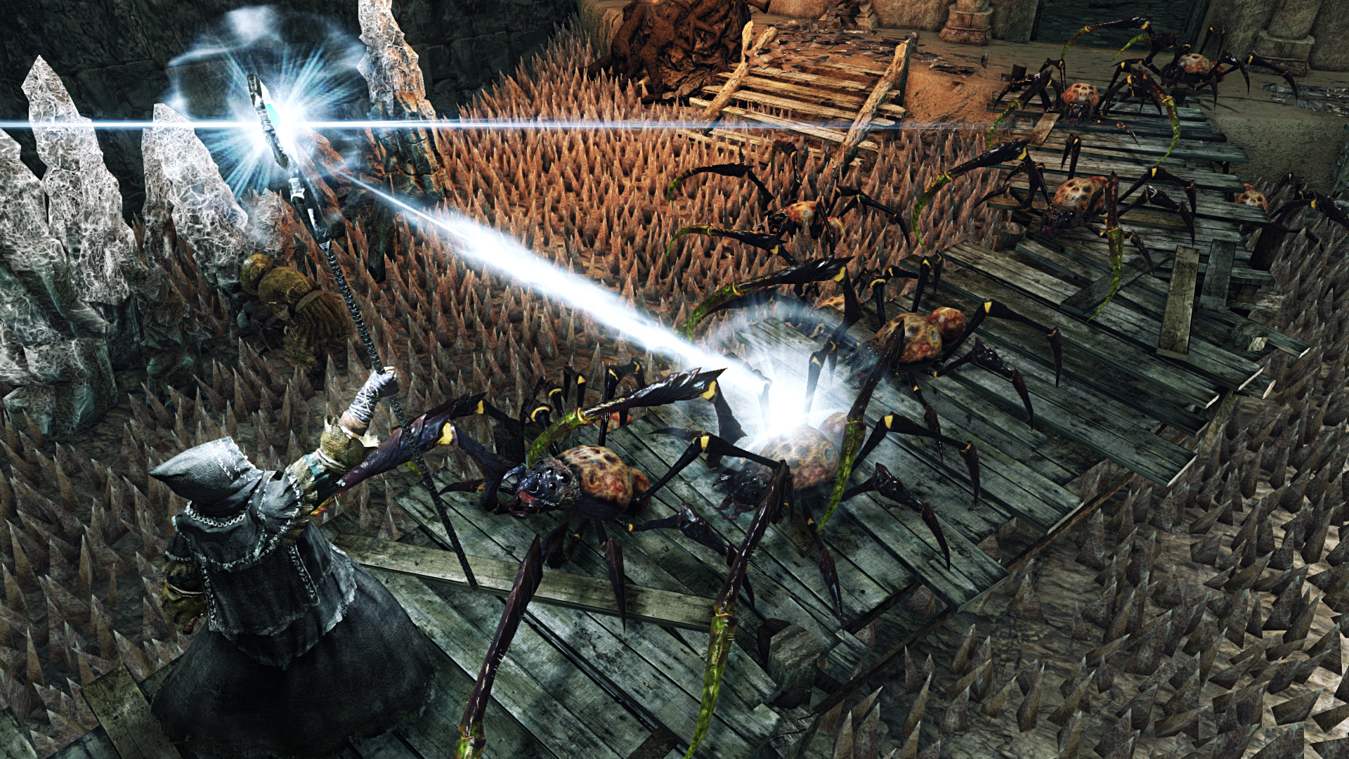 Dark Souls II: Scholar of the First Sin Release Date Revealed