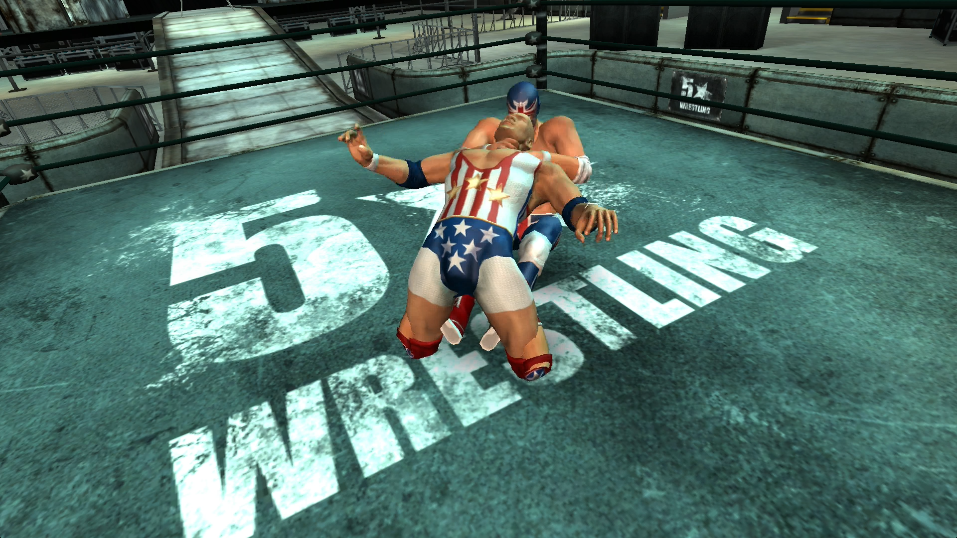 Time To Get Back Into The Ring With 5 Star Wrestling