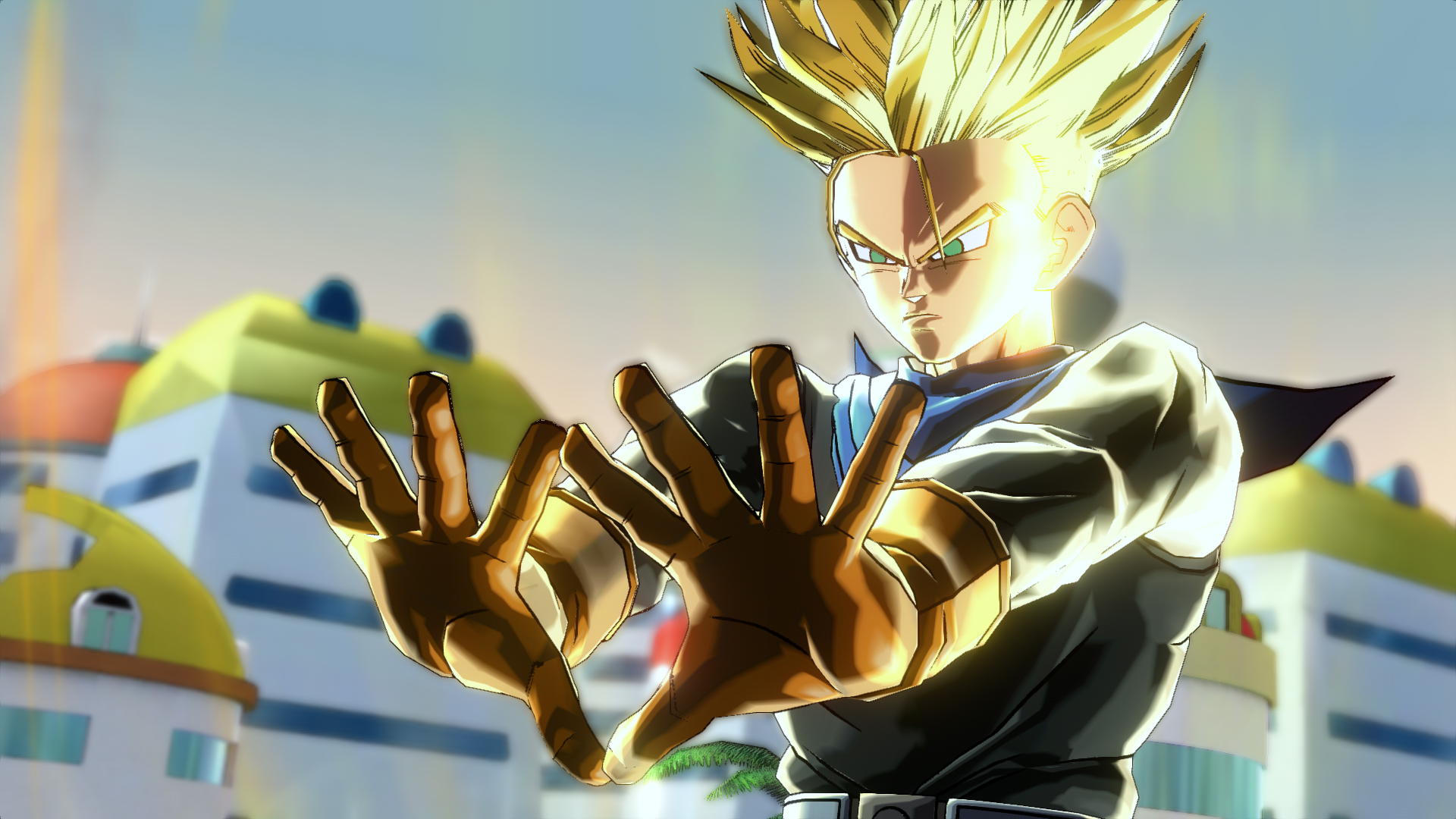 Expand Your Xenoverse Experience With Some DLC